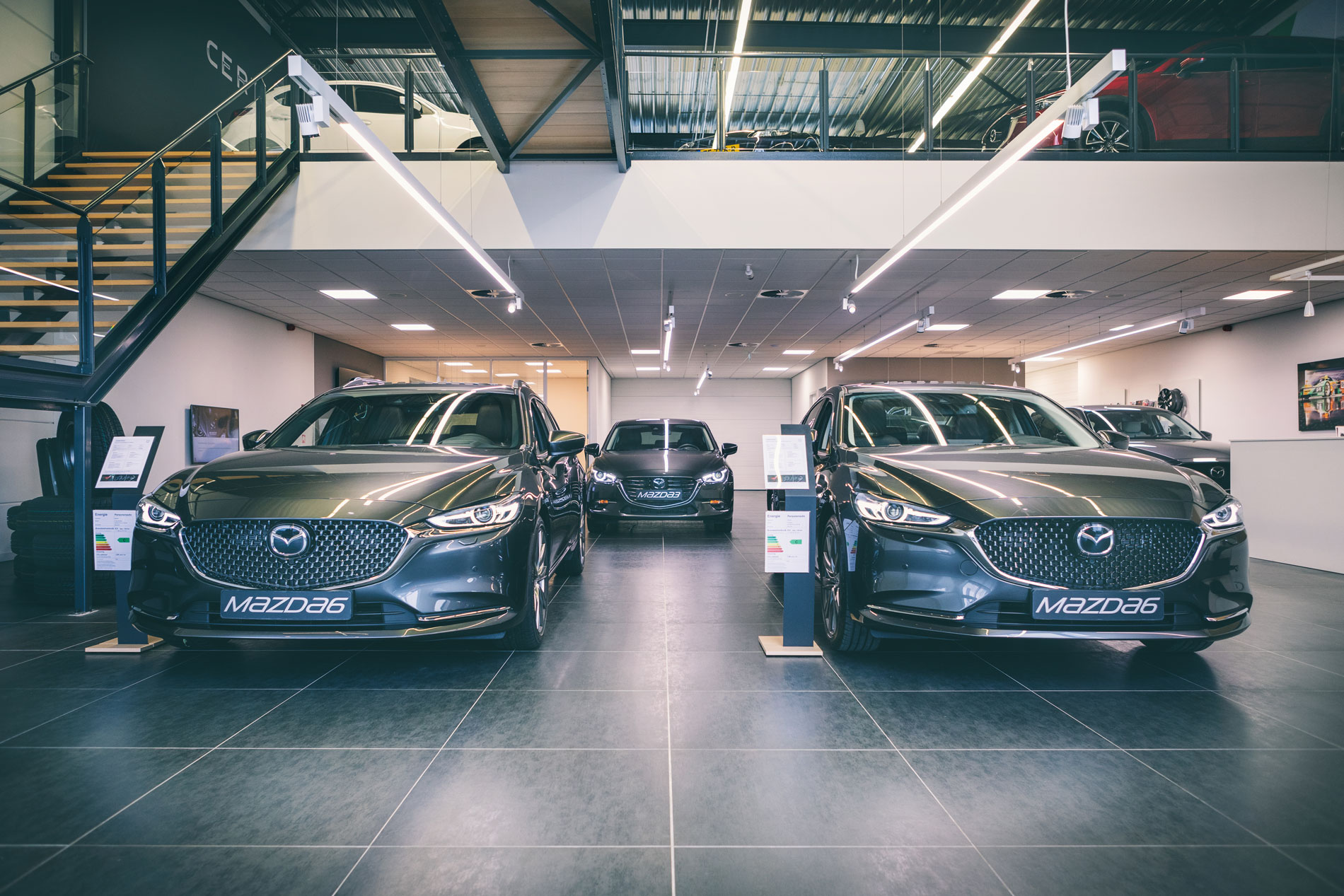 Mulder-Mazda weer open op afspraak