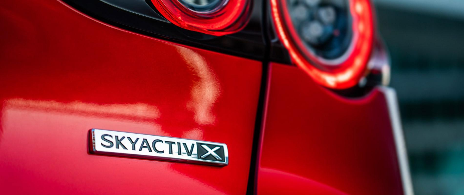 SkyActiv-X: revolutionaire nieuwe motor van Mazda biedt 'best of both worlds'